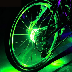 LED Bike Light Cyborg