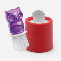 Eis-Pop-Maker Eule | Rot