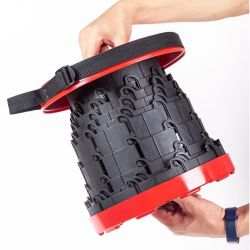Foldable Stool | Red