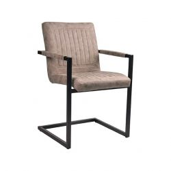 Dining Chair Rossi | Grey