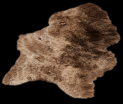 Icelandic Sheepskin | Wild Brown