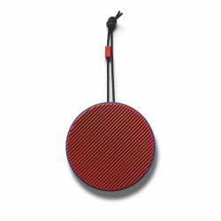 Portable Bluetooth Loudspeaker City | Red