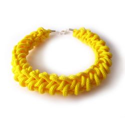 Uma Necklace Yellow