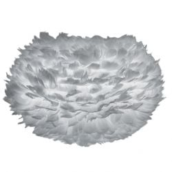 Eos Lamp Shade Medium | Light Grey