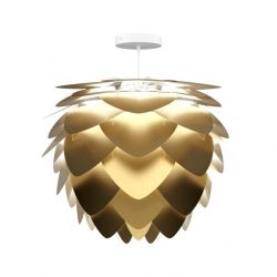 Pendant Lamp Aluvia | Brushed Brass