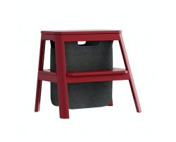 Step Ladder | Red