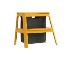 Step Ladder | Yellow