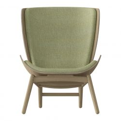 Wing Chair The Reader Oak | Spring Green