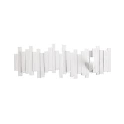 Wall Hooks   White