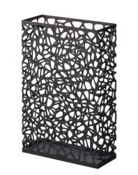 Umbrella Stand Rectangle Nest | Black