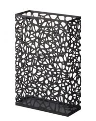 Support Parapluie Nest Rectangulaire | Noir