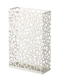 Umbrella Stand Rectangle Nest | White