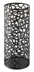 Umbrella Stand Round Nest | Black
