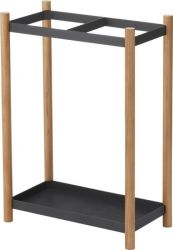 Umbrella Stand Plain | Black