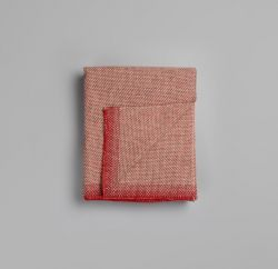 Una Blanket | Light Red