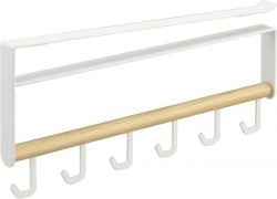Under Shelf Kitchen Tool Hook Tosca | White