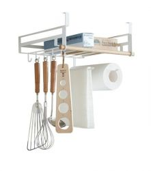 Under The Shelf Multifunctional Rack Tosca | White