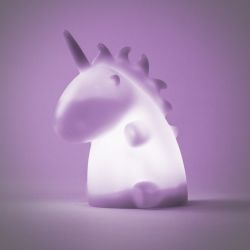 Uni the Unicorn Bedlamp | Paars