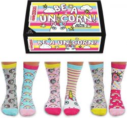 Socken Be A Unicorn | 6er-Set