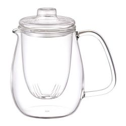 UNITEA Teapot Set | Glass
