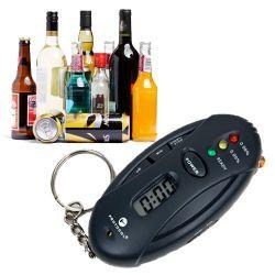 Bob Meter Alcohol Tester