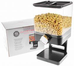 Luxury Single Cornflakes Dispenser | Black