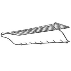 Hat Rack Large | Chrome