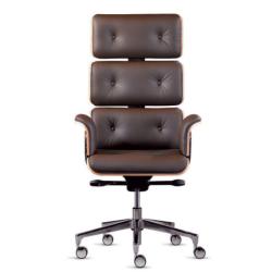 Büro-Drehsessel Armadillo 1 | Braun