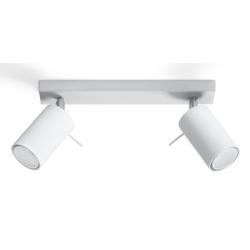 Deckenlampe Ring 2 | Weiß