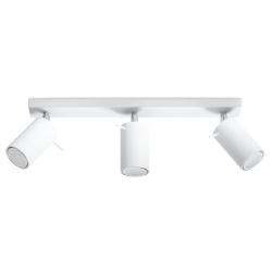 Deckenlampe Ring 3 | Weiß