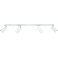 Ceiling Lamp Ring 4L | White