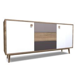 Low Cabinet Oak 01 | 5