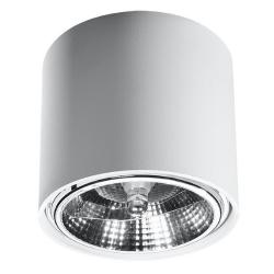 Deckenlampe Tiube | Weiß