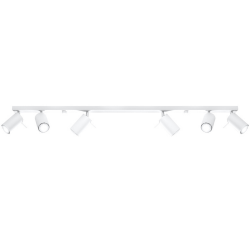 Ceiling Lamp Ring 6L | White