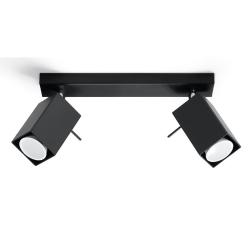 Deckenlampe Merida 2 | Schwarz