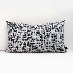 Rectangular Cushion | Blocks