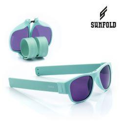 Roll-up Sunglasses Sunfold PA3 | Green