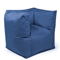 Outdoor Zitzak Valley Plus | Blauw