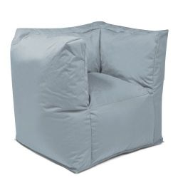 Outdoor Armchair Valley Plus | Stone Grey