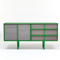 Monks Sideboard | Two Doors & Three Drawers
