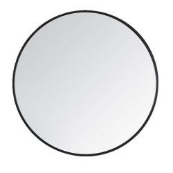 Runder Spiegel 61 cm Vasto | Schwarz