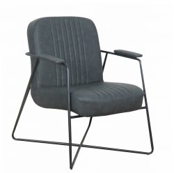 Fauteuil Lesley | Antracite
