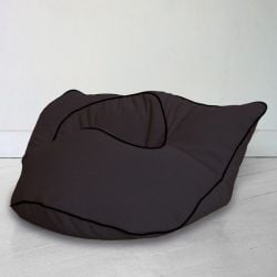 Floor Cushion Babylone | Violet Velvet