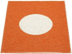 Bathroom Rug Vera Orange