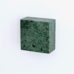 Magnetic Marble Cube MONOLYTH | Verde Guatemala
