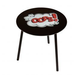 Table d'Appoint Poppy | Oops