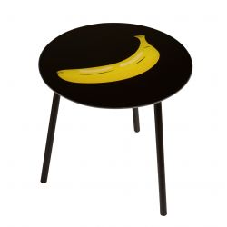 Table d'Appoint Poppy | Banana