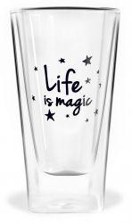 Doppelwandiges Glas | Leben ist Magie