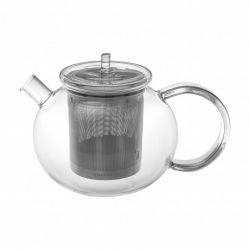 Glas-Teekanne mit Filter GOGO 1 L