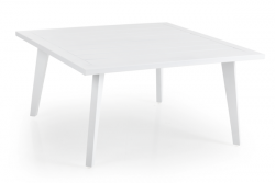 Coffee Table Villac Square | White